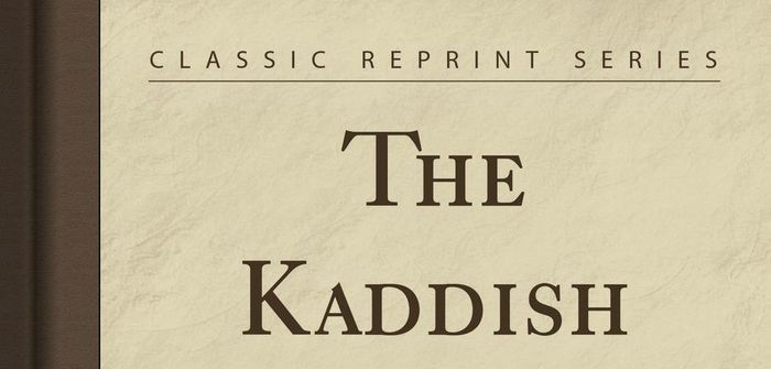 The Kaddish part 2